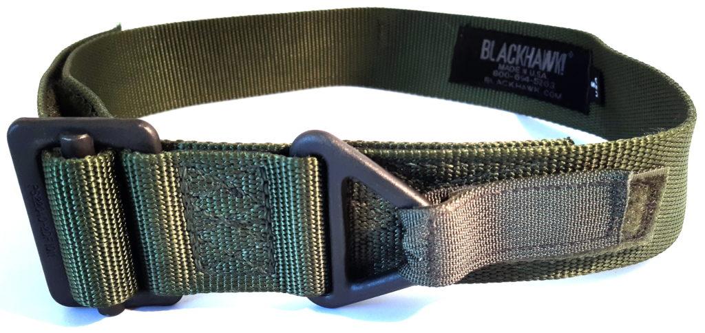 Ceinture blackhawk rescue-belt verte